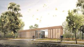 Nieuw poortgebouw Hoogheemraadschap Stichtse Rijnlanden