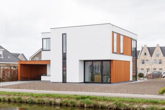 ARC17 Architectuur Villa Harnaschpolder Delft