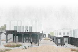 Ard de Vries en Donna van Milligen Bielke winnen prijsvraag Kunstwerf Groningen