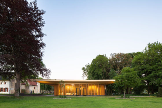 St-Gerlach-pavilion-and-manor-farm_Photo-by-Mecanoo-architecten