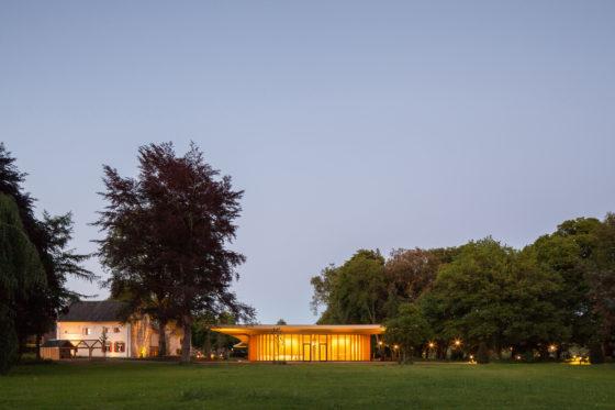 St Gerlach Paviljoen door Mecanoo Architecten