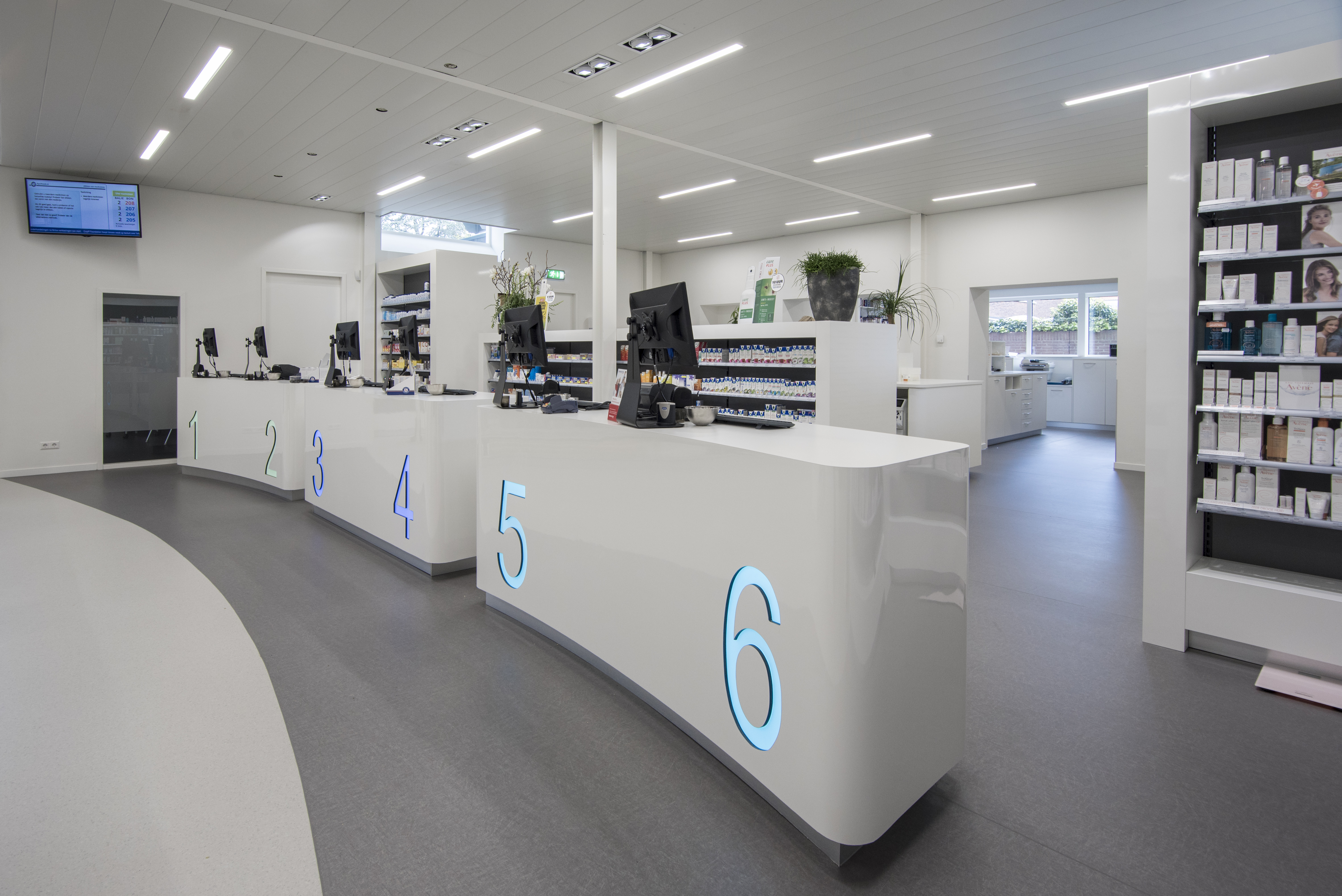 <p>De Apotheek in het gezondheidscentrum De Kandelaar &#8211; HET architectenbureau</p>