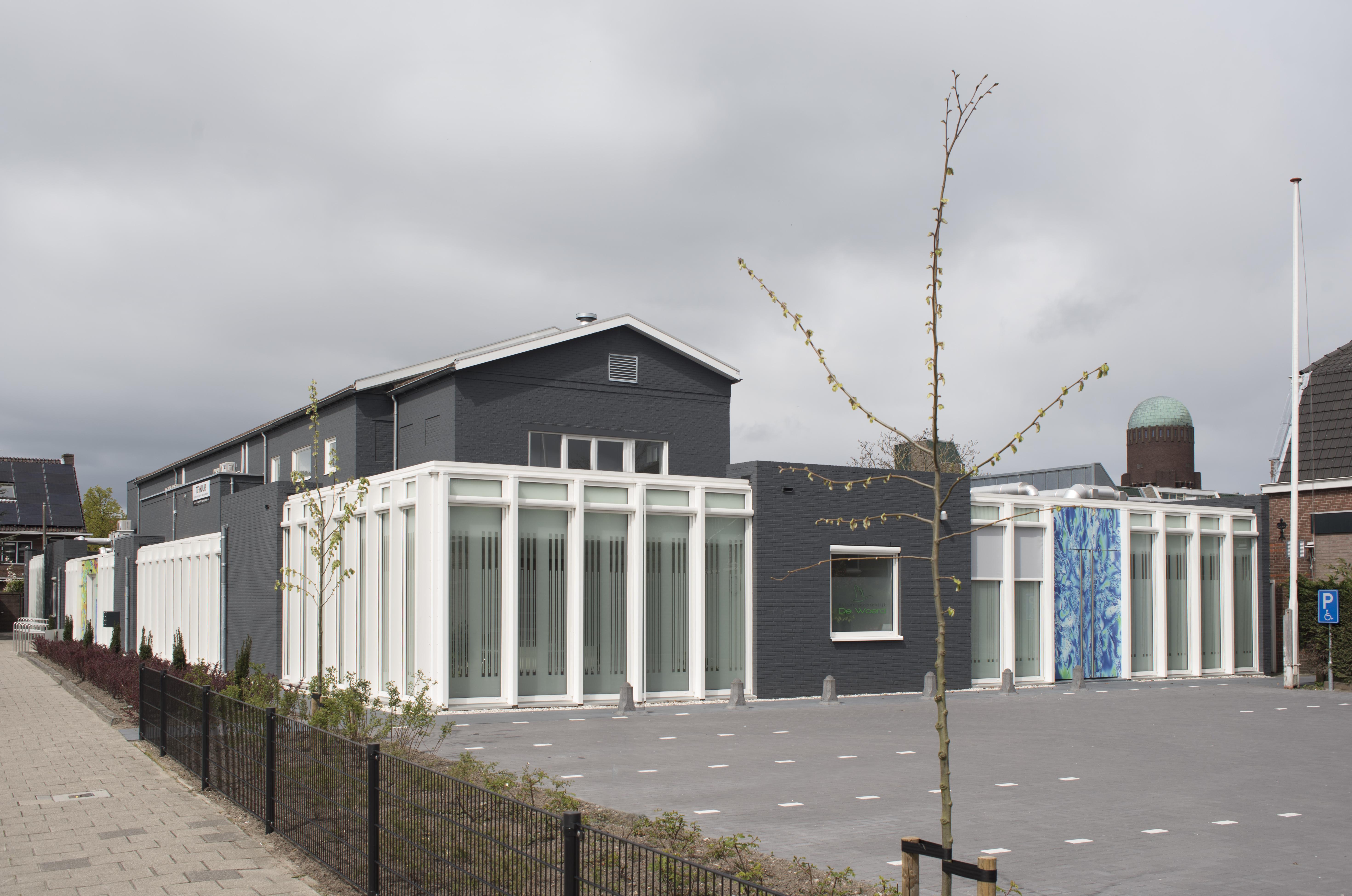 <p>Gezondheidscentrum De Kandelaar aan de Verdilaan te Naaldwijk &#8211; HET architectenbureau</p>