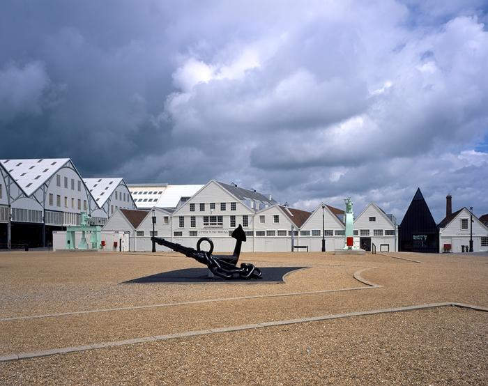 Nominatie RIBA Stirling Prize 17: CommandoftheOcean
