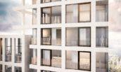 Crepain Binst Architecture ontwerpt woontoren in Eindhoven