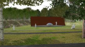 Ontwerper MH17-monument: het gaat niet om vorm, maar om gevoel