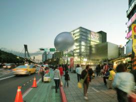 Blog – Publieke gebouwen op Taiwan: Ito, Mecanoo en OMA