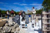 Ministad Museumplein toont verwoest Aleppo