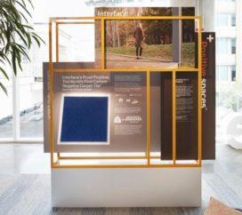 Interface introduceert CO2-negatieve tapijttegel