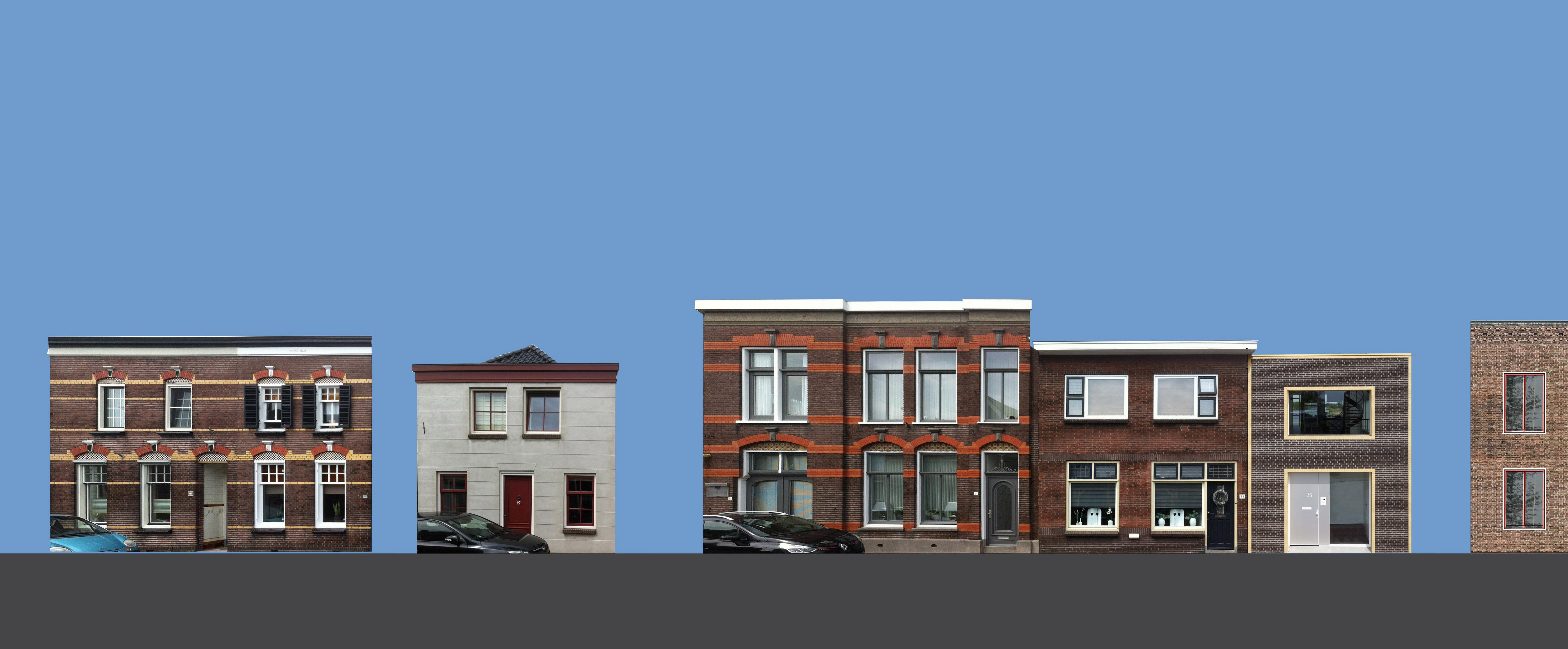 <p>straatbeeld (RV Architecten)</p>