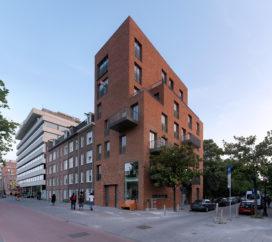 ARC17 Architectuur: Appartementengebouw Wibautstraat – Bedaux de Brouwer Architecten