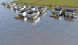 ARC17 Innovatie: Drijvende woningen Woerden