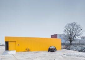 ARC17 Architectuur: Gezondheidscentrum Buiksloterham – Space Encounters Office for Architecture