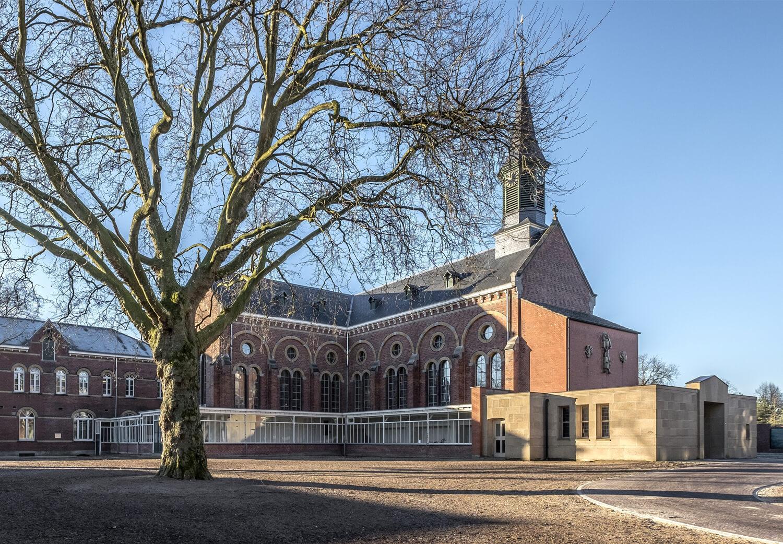 <p>Situatie Rijksmonumentale kapel. Foto: Hans de Rooy</p>