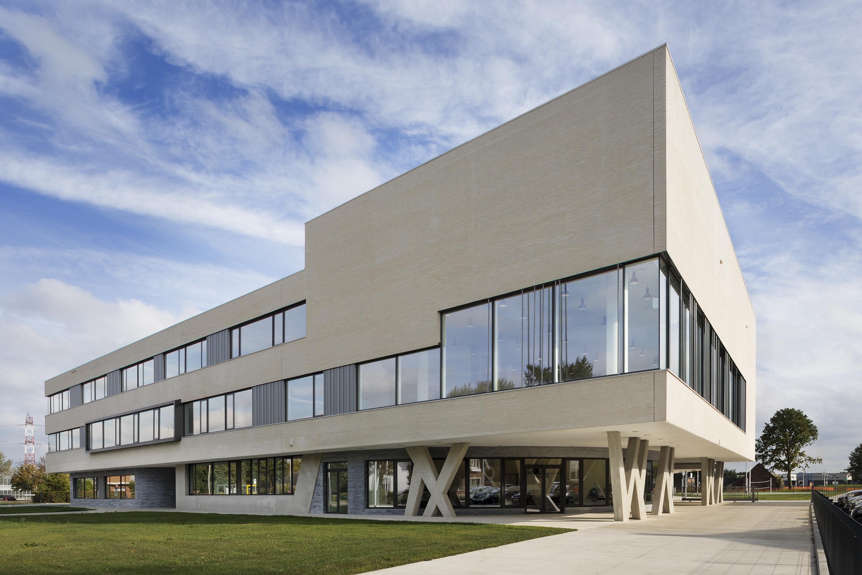 <p>Exterieur Agnetencollege &#8211; foto: Scagliola Brakkee</p>