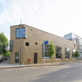 ARC17: Woonfabriek Leiden – GAAGA studio for architecture