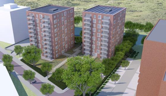 OPL Architecten Lomanlaa 55, Transwijk Zuid Utrecht