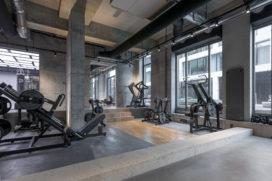 ARC17 Interieur: Gustav Gym door KUUB