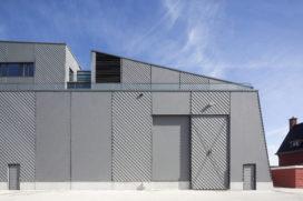 ARC17: Nationaal Topzeilcentrum Scheveningen – NwA architecten | Architectenbureau Filip Mens