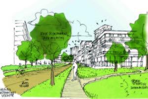 Stadslezing De Nieuwe Stad #01 – Groen wonen in hoge dichtheid
