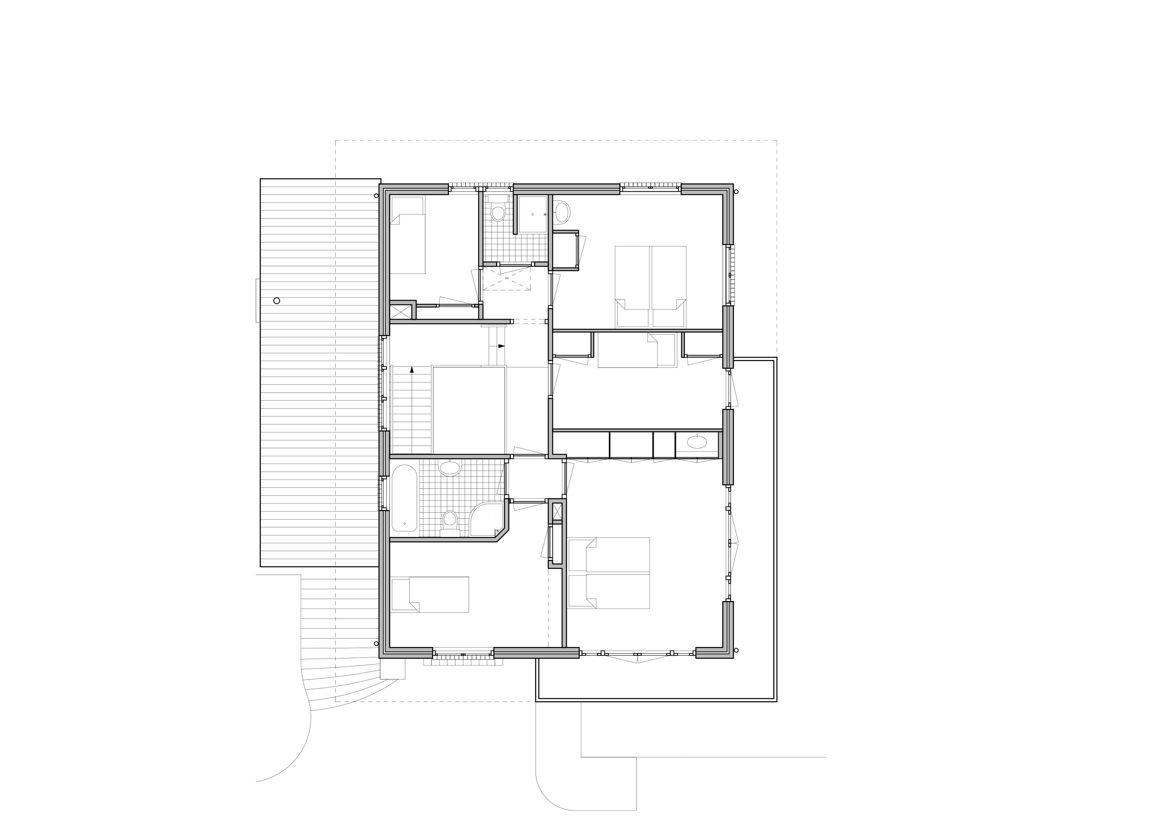 <p>1ste verdieping bestaand</p>