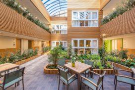 ARC17: Herontwikkeling verpleeghuis St. Elisabeth Amersfoort – Ebbens architecten in co-creatie met FLint interieurarchitecten