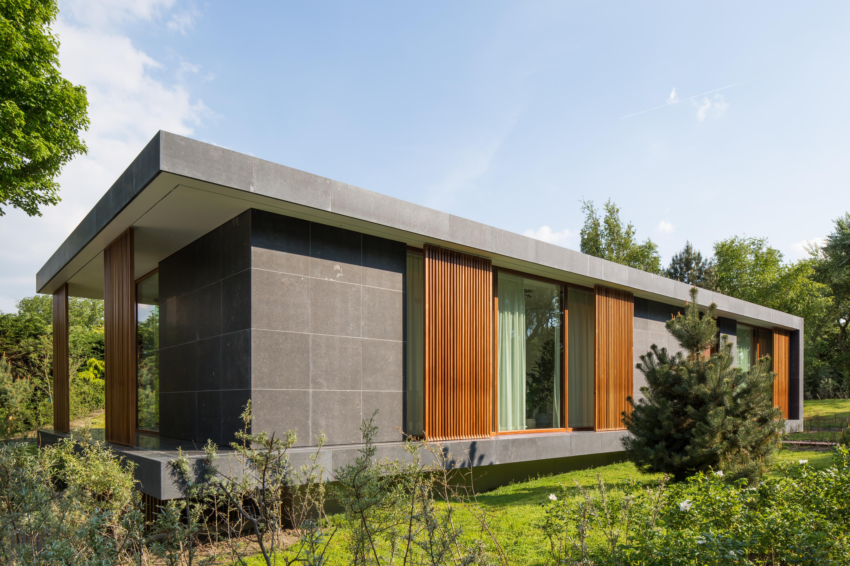 <p>Villa H exterieur, foto Christian Richters, Berlijn</p>