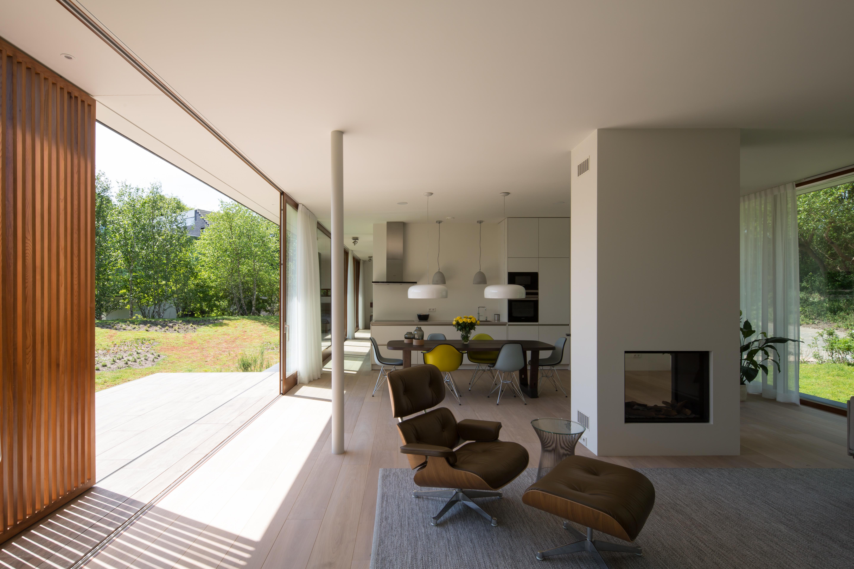 <p>Villa H woonkamer, foto Christian Richters, Berlijn</p>