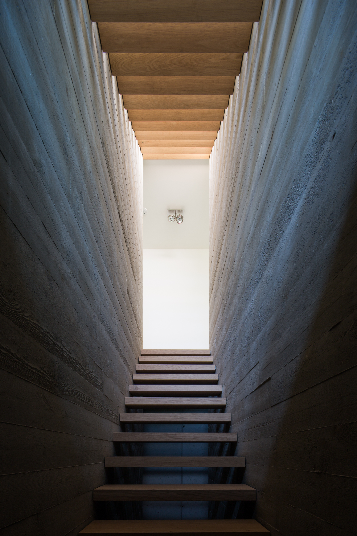 <p>Villa H trap, foto Christian Richters, Berlijn</p>