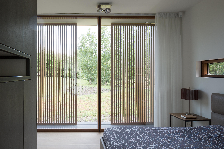 <p>Villa H slaapkamer, foto Christian Richters, Berlijn</p>