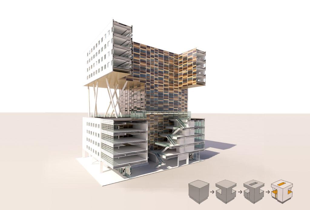 egm architecten genomineerd voor mipim award met O|2 gebouw