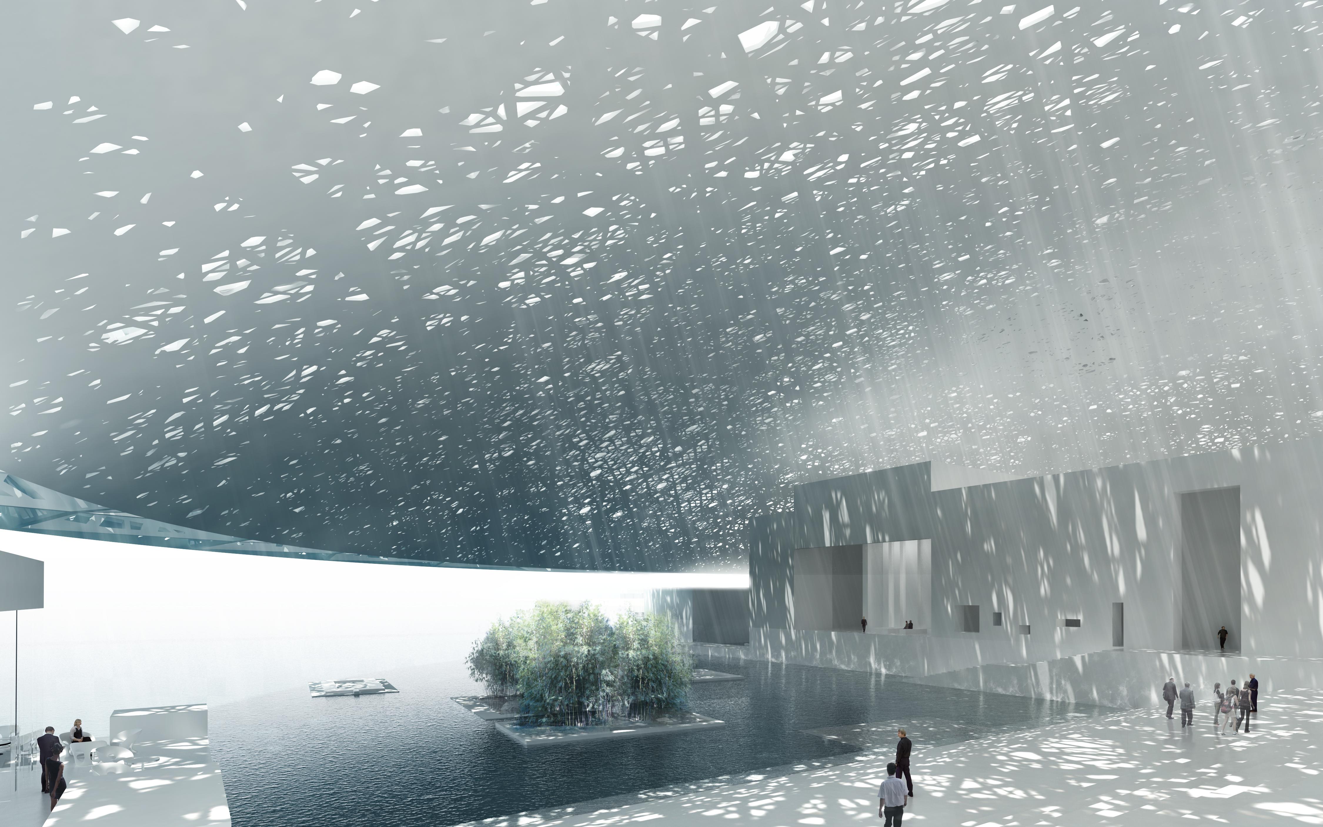 <p>© TDIC, Architect: Ateliers Jean Nouvel </p>