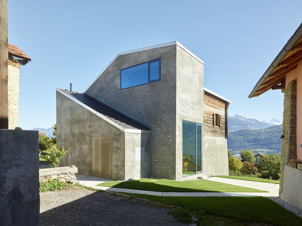 Jeoen Apers Rossi-Udry House