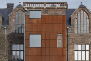 ARC17 Architectuur: Kanaalweg 2b – DP6 architectuurstudio