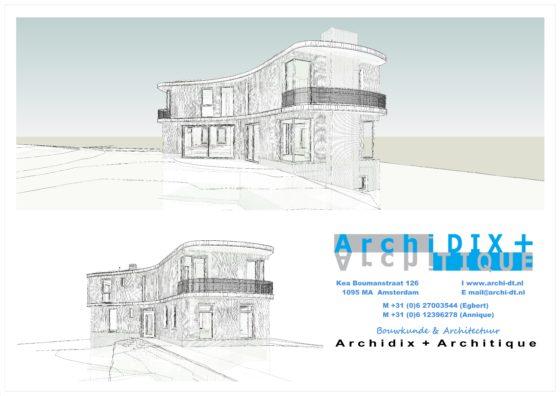 Villa Duin en Beek, ARC17 Archidix