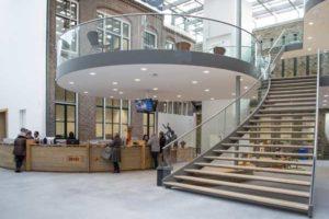 ARC17: Circulair interieur stadhuis Wageningen – Blossom architecture