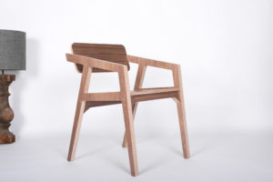 ARC17 Meubel: CNC architectural chair – Mokkō Amsterdam