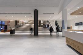 ARC17 Interieur: Campus Den Haag Universiteit Leiden – Studio Leon Thier