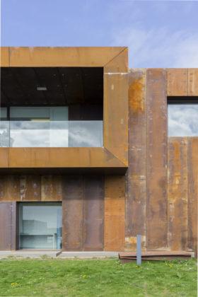 Competentiecentrum en Opleidingsloods VDAB - Van Belle & Medina Architects