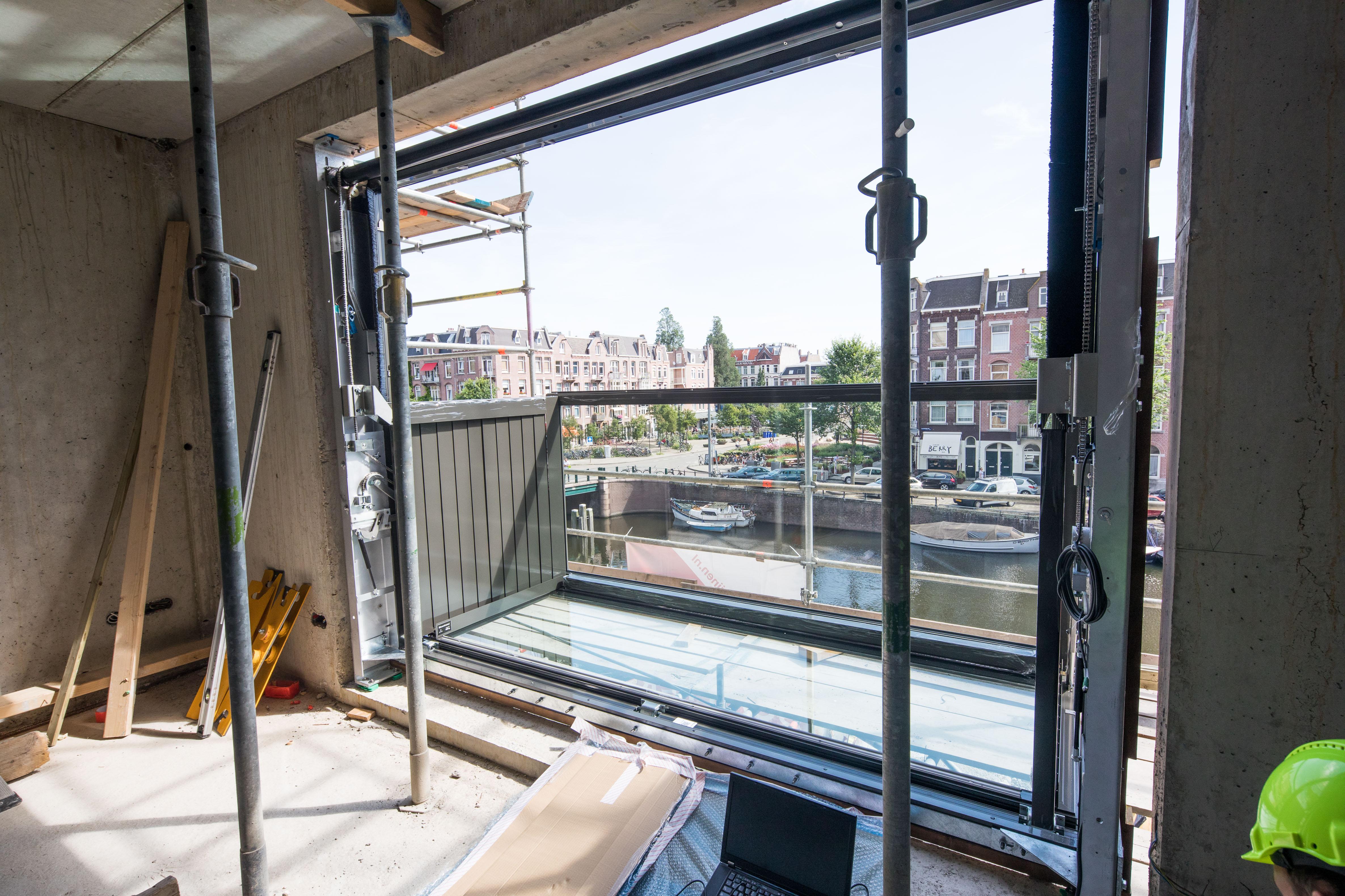 <p>Bloomframe® window installatie</p>