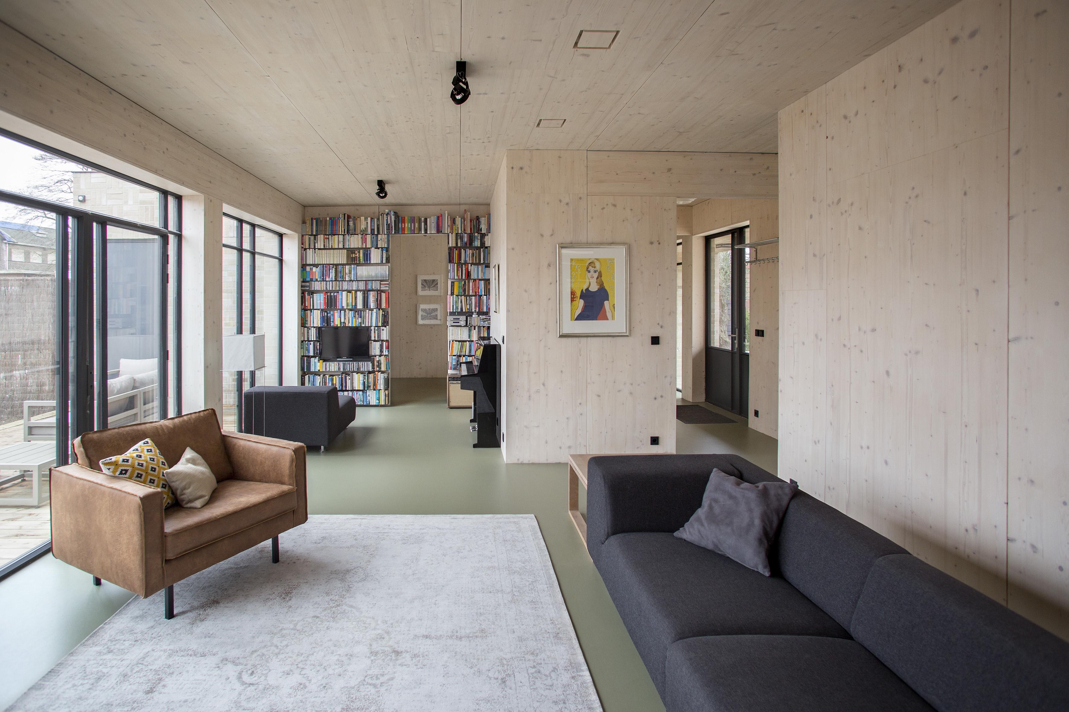 Arc interieur active house schiedam u kaw de architect