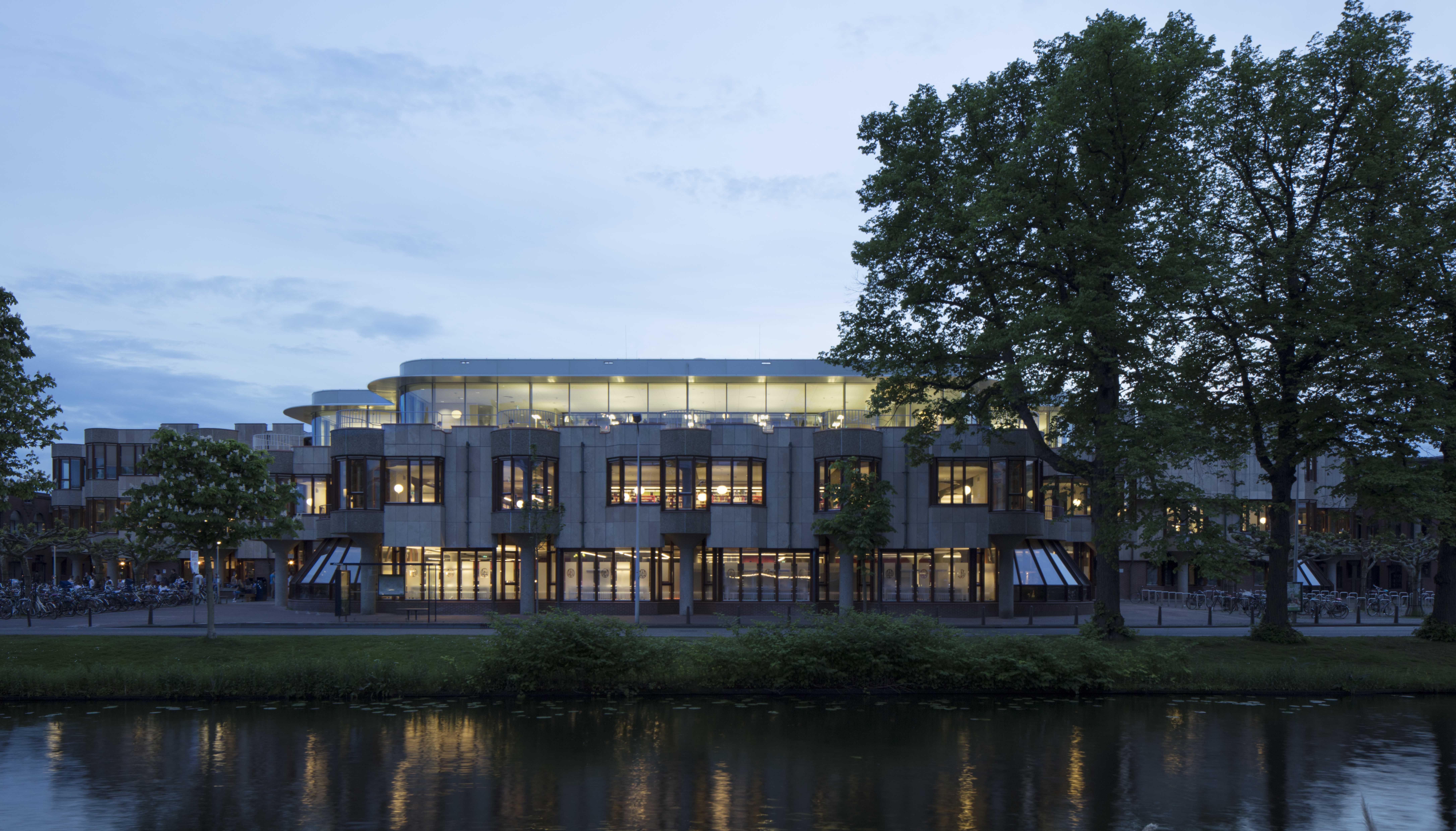 <p>exterieur Asian Library. foto: Jeroen Musch</p>