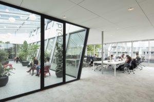 ARC17 Interieur: Asian Library – Nieuw paviljoen op het dak van de universiteitsbibliotheek – Katja Hogenboom studio en FELSCH architecten