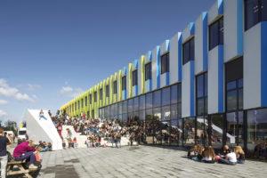 ARC17 Architectuur: Frits Philips lyceum-mavo, Eindhoven – LIAG architecten en bouwadviseurs