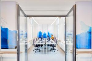 ARC17 Interieur: Janskerkhofpanelen, Janskerkhofcomplex, fac. rechtsgeleerdheid – Marx&Steketee architecten
