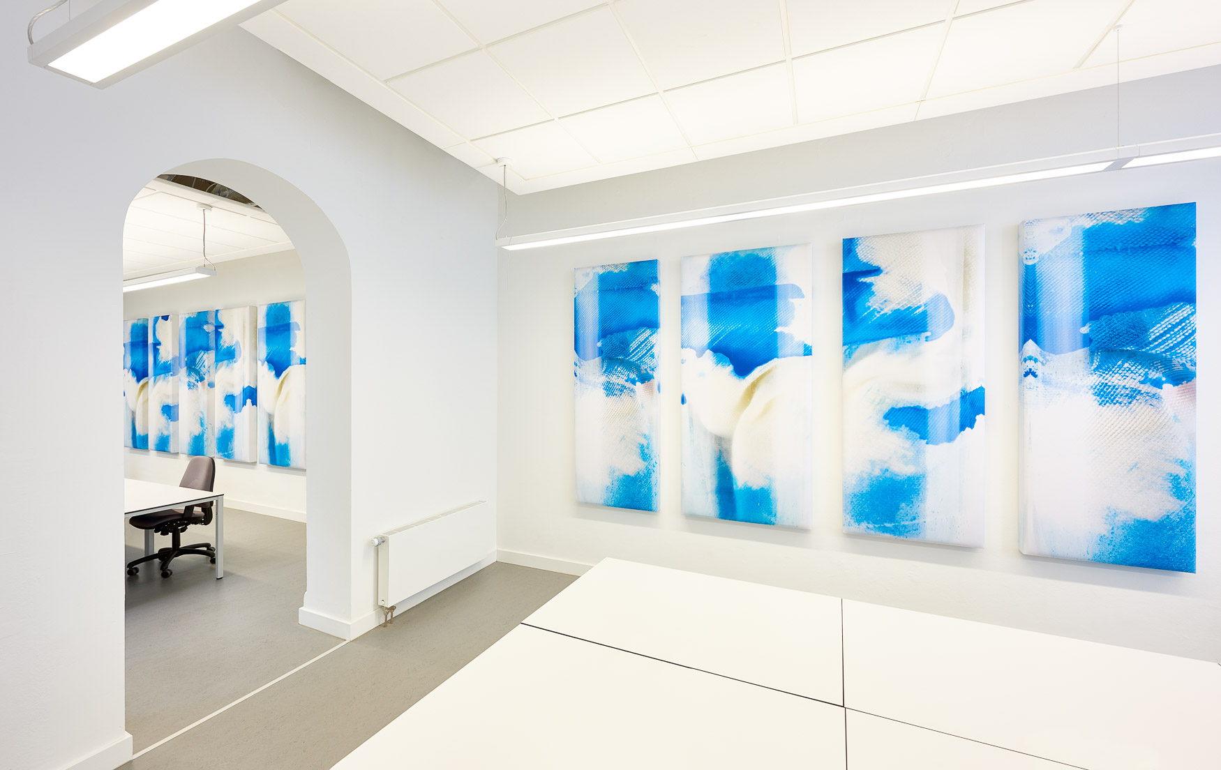 <p>Panelen Blue Drop / Maarten Noordijk</p>