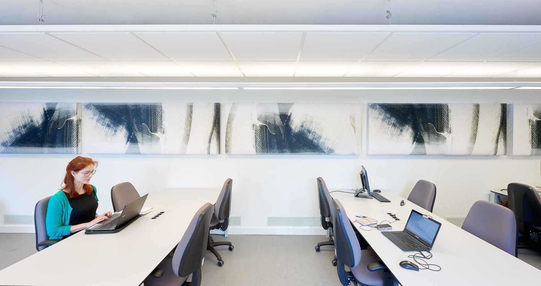<p>Panelen Grey Horizon / foto Maarten Noordijk</p>