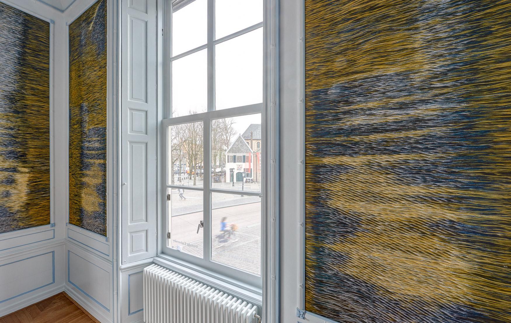 <p>kleine stijlkamer wand d+vd/ Foto Maarten Noordijk</p>