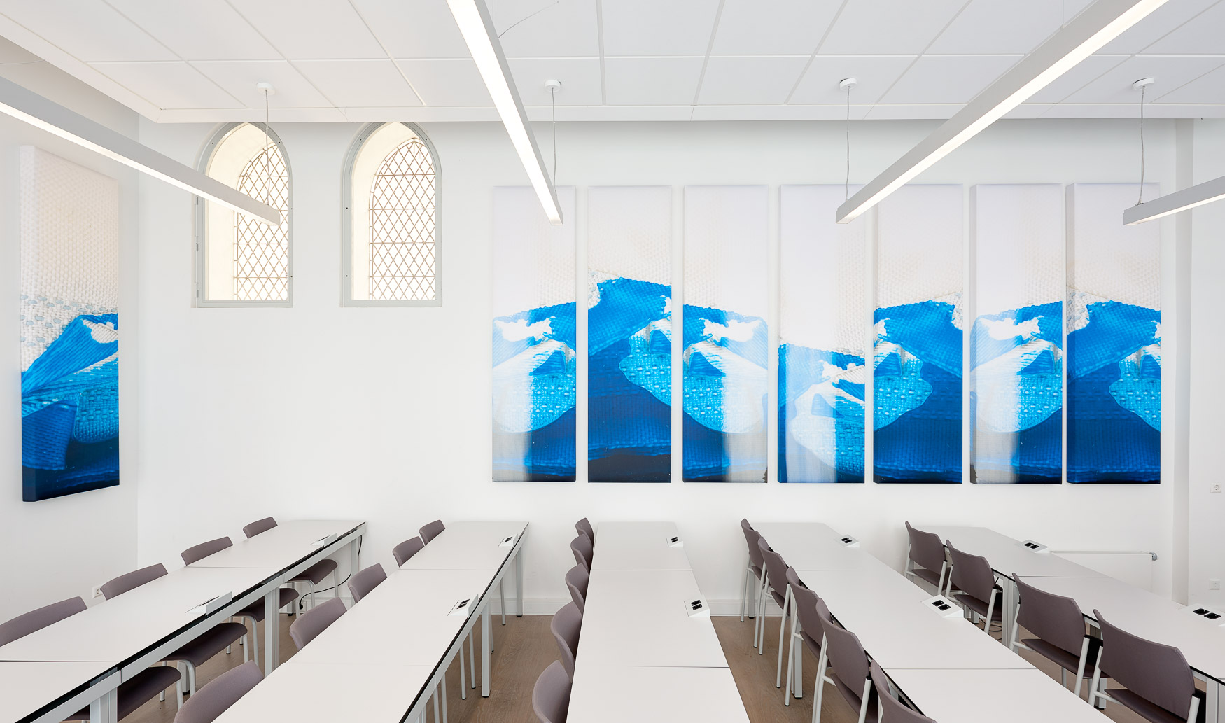 <p>Panelen Blue / foto Maarten Noordijk</p>