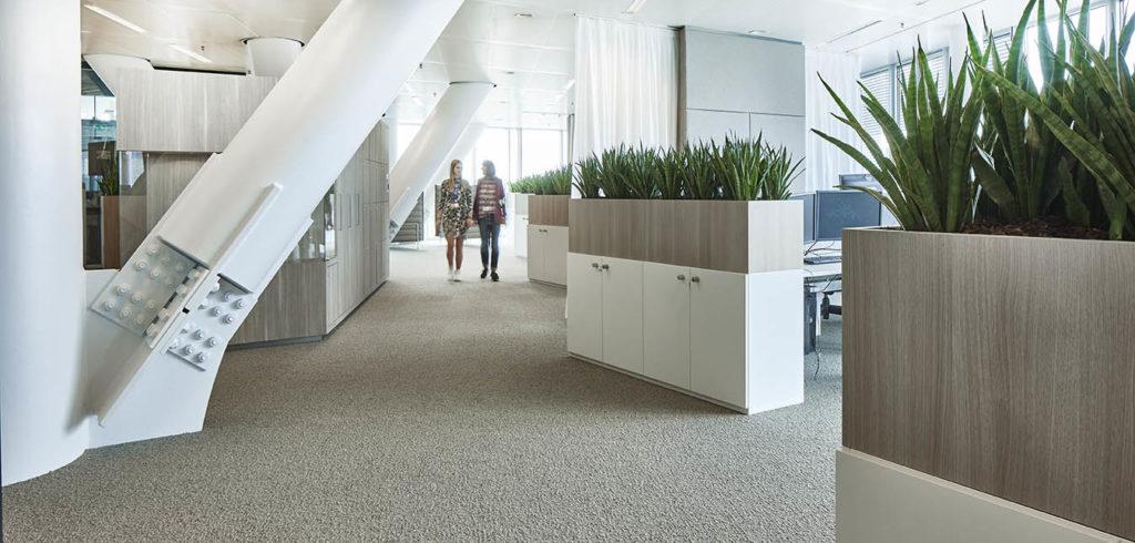 HERE Technologies Eindhoven innovative office door M+R interior architecture
